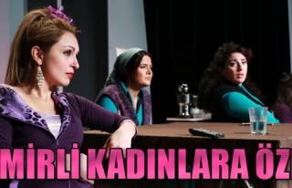 İzmirli Kadınlara Özel Program