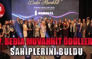 İzmir'de Tiyatronun En İyileri Ödüllendirildi