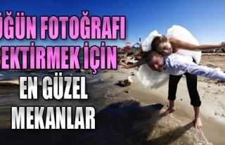İzmir'de Düğün Fotoğrafı Çektirmek İçin En...