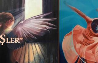 'Düşler' Venüs Sanat Galerisi'nde