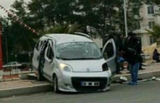 Şanlıurfa'da Trafik Kazası!