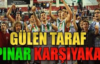 Pınar Karşıyaka-Trabzonspor MP: 81-68
