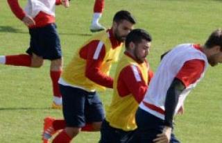 Mersin İdmanyurdu'nda Galatasaray Hazırlıkları