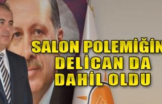 Delican'dan Dündar'a Salvo