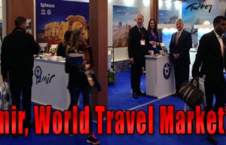 İzmir, World Travel Market'te