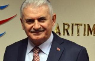 Başbakan Yıldırım İzmir'e Geliyor