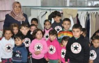 Suriyeli Ailelere Kış Yardımı