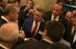 Erdoğan'a 'Taşınmayalım' Dediler