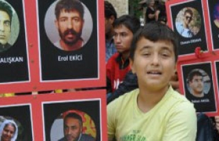 Söke'deki Protestoda Gözyaşı Aktı