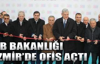 AB Bakanlığı İzmir'de Temsilcilik Açtı