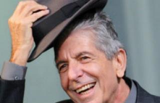 Leonard Cohen İstanbul'da