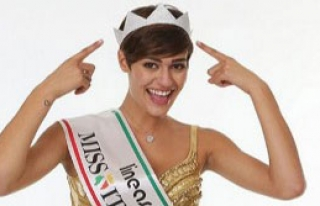 Miss İtalya'ya Savaş Tepkisi