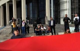 Ülkücülerden Terör Protestosu