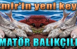 İzmir'in Yeni Keyfi: Amatör Balıkçılık