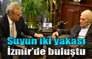 İzmir ve Selanik Aynı Masada Buluştu