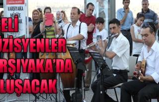 Liseli Müzisyenler Karşıyaka'da Buluşacak
