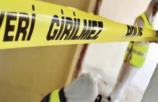 Tartıştığı Eşini Tabancayla Vurup Öldürdü