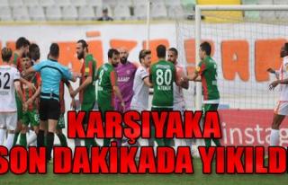 Atatürk'te Gol Düellosu