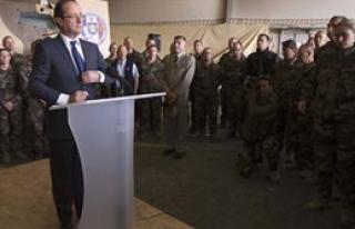 Hollande: Gitme Vakti Geldi