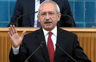 Kılıçdaroğlu'ndan Komisyona İsim Önerisi