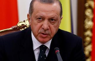 Erdoğan'dan Vize Krizi İle İlgili İlk Açıklama