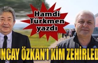 Milletvekili Özkan'ı Kim Zehirledi?