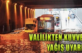 İzmir Valiliği Uyardı