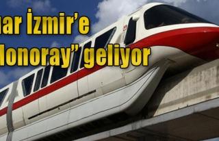 Fuar İzmir'e 'Monoray' Geliyor