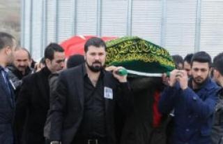 Öldürülen Nevşehirli İşçi Toprağa Verildi