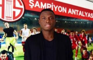 Antalyaspor Inkoom İle Prensipte Anlaştı