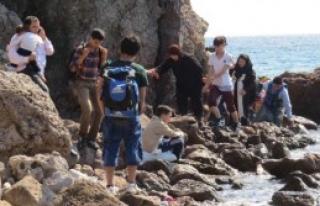 Çanakkale'de 472 Kaçak Göçmen Yakalandı