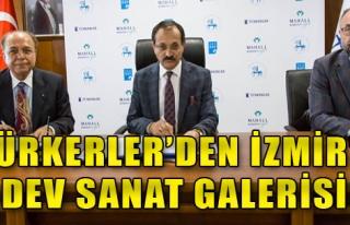 Türkerler Holding Bu Kez Sanata Destek Olacak