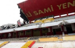 Ali Sami Yen'de Tartışma Büyüyor