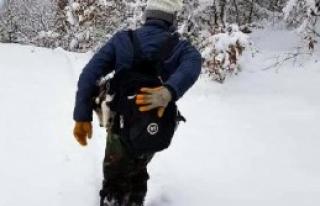 Köpeğini 7 Kilometre Sırtında Taşıdı