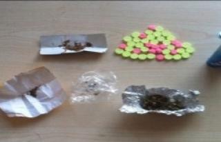 Uyuşturucu Şüphelisi Serbest Bırakıldı