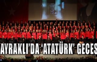 Atatürk'ün Sevdiği Şarkılar Seslendirildi
