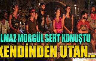 Yılmaz Morgül Survivor'dan Elendi