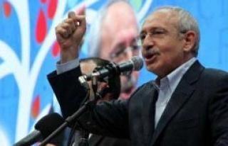 Kılıçdaroğlu Bursa'dan Yüklendi