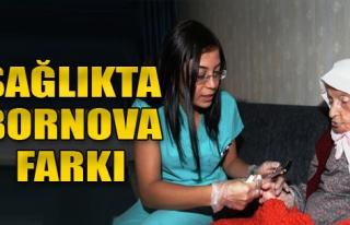 Bornova, Sağlıkta da Fark Yaratıyor