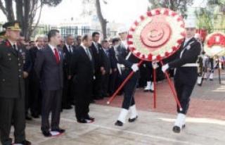 Şanlıurfa'da, Atatürk Anıldı