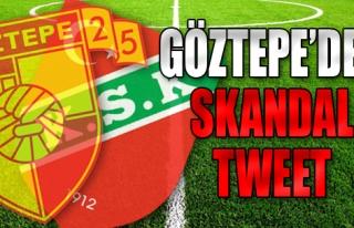 Göztepe'den Maç Sonrası Skandal Tweet!