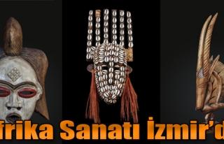 Afrika Sanatı İzmir'de