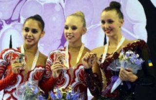 Cimnastikte Zafer Kudryavtseva'nın