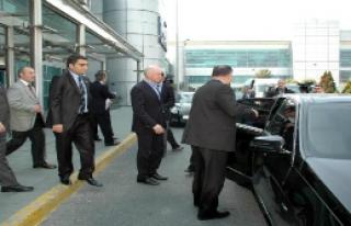 Başbakan Erdoğan, Papandreu''yu kabul ediyor