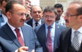 Bakan Bozdağ: Türkiye Hesapları Bozdu
