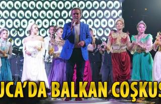 Buca'da Balkan Coşkusu