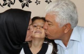 Nazan'a Aile Sevgisini Yaşattılar