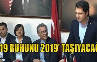 '1919 ruhunu 2019'a taşıyacağız'