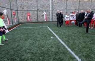 Karşıyaka'da Açılış Maratonu Başladı