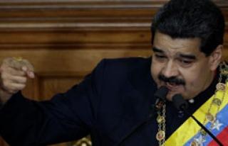 Maduro Trump'a Meydan Okudu